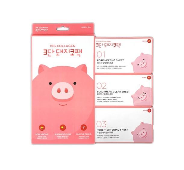 MeFactory 3 Steps Pig Collagen