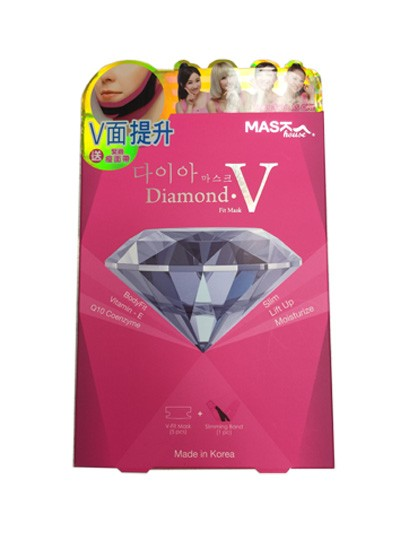 Mask House Diamond V. Fit Mask