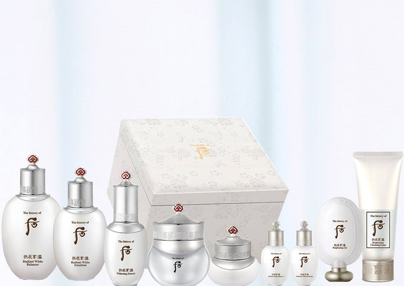 The History of Whoo Seol Full Set