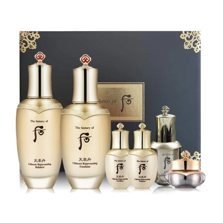The History of Whoo Cheonyuldan Hwa Yul 2 pcs Set / 后天率丹2件套裝