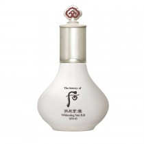 The History of Whoo Whitening Sun BB / 拱辰享 雪亮淨白防曬BB霜
